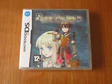 Rune Factory : A Fantasy Harvest Moon, DS - New & Sealed - UK PAL