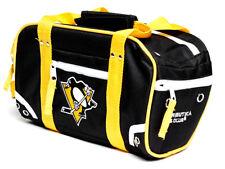 Pittsburgh Penguins Travel Toiletry Hockey Bag Shaving Dopp Kit, NHL
