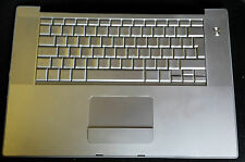 ORIGINAL APPLE MACBOOK PRO 15 2007 A1226 KEYBOARD TRACKPAD TOP CASE ASSEMBLY