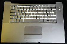 ORIGINALE Apple MacBook Pro 15 A1226 2007 TASTIERA Trackpad TOP CASE assieme