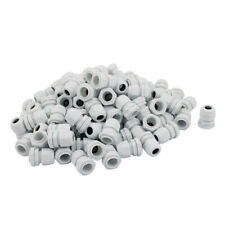 H● 100 Pcs PG11 Water Resistance Cable Gland Fixing Connector Joints Fastener