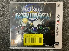 Metroid Prime Federation Force - Nintendo 3DS Brand New & Factory Sealed UK