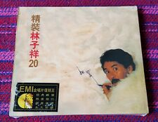 George Lam ( 林子祥 ) ~ 精裝林子祥20 (金碟) (華納+EMI金唱片復刻王系列) Cd
