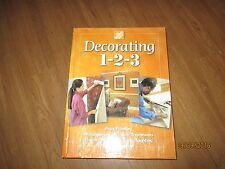 The Home Depot Hard Cover Step By Step Decorating 1-2-3