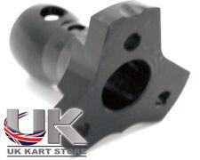 20mm Lenk Boss Extra Kipp schwarz UK Kart Store