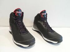 f5d82db1b04118 AND1 Men's Playoff Shoes Size 13 Black Red Basketball Athletic 552786848