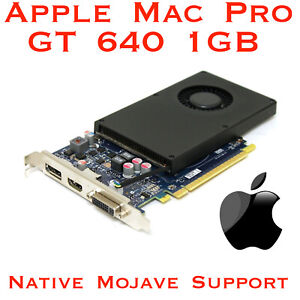  Nvidia GT 640 1GB Apple Mac Pro boot screen - Mojave Catalina Big Sur ON SALE!