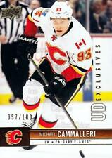 2012-13 Upper Deck UD Exclusives #25 Michael Cammalleri