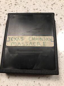 Atari 2600 Texas Chainsaw Massacre Prototype Cart Rare