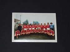 257 STANDARD LIEGE BELGIQUE BELGIË UEFA C3 FOOTBALL BENJAMIN EUROPE 1980 PANINI