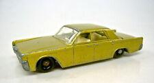 Matchbox RW 31C Lincoln Continental metallic grün-gold extrem selten