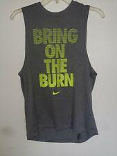 Nike Tank Top Training Dri Fit Shirt Men's Size Medium