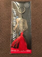 American Horror Story Hotel Cortez Key Ring 2018 Loot Crate Exclusive