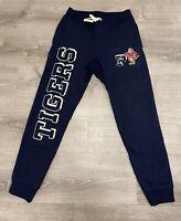 Polo Ralph Lauren Tigers Navy Blue Sweatpants Fleece Jogger Pants Mens Size S