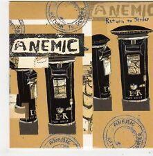 (FG42) Anemic, Return to Sender - 2004 DJ CD