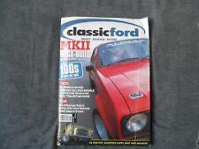 Classic Ford Magazine November 2004