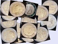 2 Euro Gedenkmünze commemorative coin 2017 UNC - alle Länder all countries
