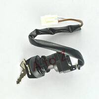 Ignition Key Switch for Kawasaki KVF400 Prairie 400 4X4 ATV 1999 2000 2001 2002