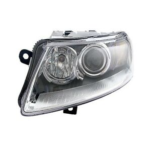 For Audi A6 06-08 A6 Quattro 05-08 Driver Left Xenon HID Headlight Assy Hella
