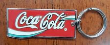 Coca-Cola 5th Avenue Two Sided Keychain New
