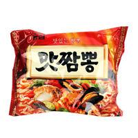 Korean Hot Spicy Premium Instant Noodle NONGSHIM MAT JJAMPPONG Ramen 3,6,9ea