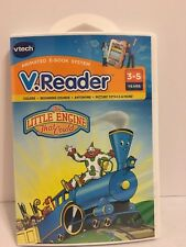 V.Reader The Little Engine That Could Animated E Book