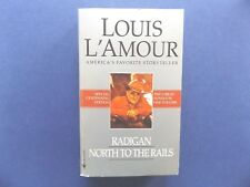 | @Oz |  RADIGAN / NORTH TO THE RAILS By Louis L'Amour (2008), 2in1 Volume SC