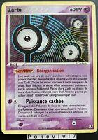 Carte Pokemon ZARBI I/28 Holo Secrète Bloc EX Forces Cachées FR