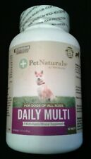 Pet Naturals of Vermont for Dogs of all Sizes Daily Multi 60 Tablets