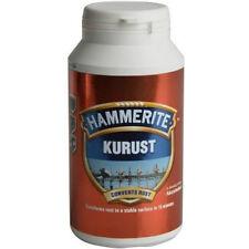 Hammerite Kurust Rust Killer Converts Rusty Metal One Coat Rust Treatment 250ml