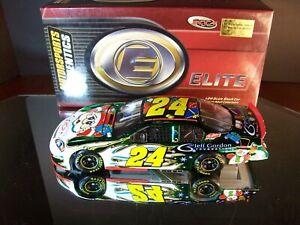 Jeff Gordon #24 Foundation Holiday Car Color Chrome 2006 Chevrolet M.C. Elite