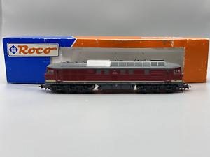 Roco H0 43706 Diesellok BR 132 256-8 DR Gleichstrom Digital