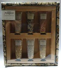 Morris & Co. Iris & Cardamom Shea Butter Hand Cream Collection 6 x 30ml
