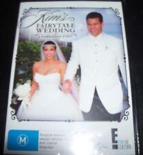Kim's / Kim Fairytale Wedding A Kardashian Event (Australia Region 4) DVD - NEW