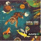 CAPITAL CITIES - IN A TIDAL WAVE OF MISTERY CD