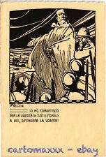 WW1 WWI Propaganda - Attilio - Io ho Combattuto... - Formato Grande! - PV244