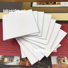 1 pcs Canvas Panel Blank Cotton Acrylic Kids study Art Artist Oil Painting