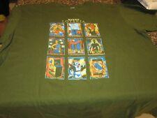 SXSW Loteria T-Shirt - Green - 2XL - La Muerte, El Futuro