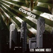 FREE US SHIP. on ANY 3+ CDs! ~Used,Very Good CD Contra: This Machine Kills