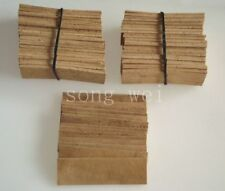 20pcs clarinet tenon cork sheet Woodwinds Repair accessories 91mmx28mmx2mm