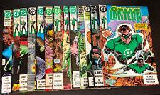 GREEN LANTERN (1990) -- #1 2 3 4 5 6 7 8 9 10 11 12 13 -- Hal Jordan