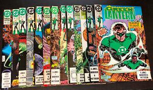 GREEN LANTERN (1990 DC) -- #1 2 3 4 5 6 7 8 9 10 11 12 13 -- Hal Jordan