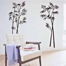 US STOCK Removable Wall Sticker Bamboo Decal Mural Living Room Bedroom Kitchen