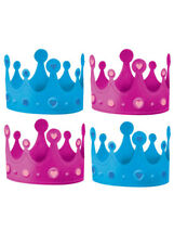 Baby Shower Girl or Boy Crowns Party Hats