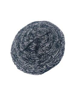 Women's Chuns Fashion Knitted Beret Winter Hat Black/Gray Size S/M