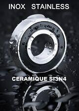 ROULEMENT A BILLES 10x22x6 CERAMIQUE INOX S 6900 2RSC (1pc) STAINLESS CERAMIC