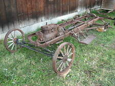 Very Scarce #s Matching 1927 Ford Model TT Truck Chassis Un-Molested Original T