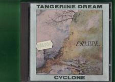 TANGERINE DREAM - CYCLONE CD APERTO NON SIGILLATO