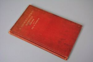 R&L Book: St George's Church Sheffield 1825-1925, Jas E Furniss, 1925 Hardback