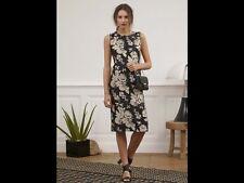 BNWTT 100% Auth By Darel Gerard Stunning Elegant Dress. 36 RRP £170
